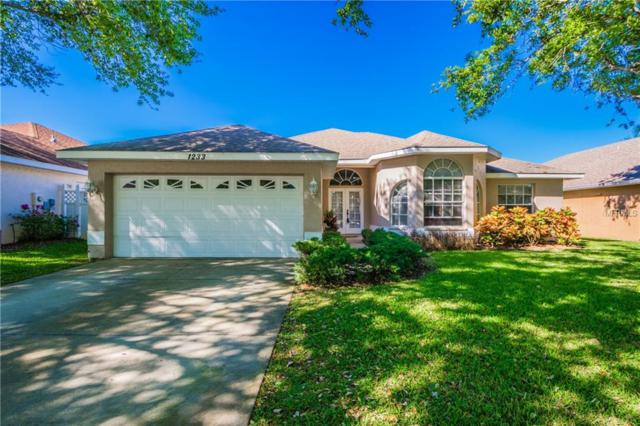 1233 Jasmine Lake Drive, Tarpon Springs, FL 34689 (MLS #U7851479) :: Jeff Borham & Associates at Keller Williams Realty