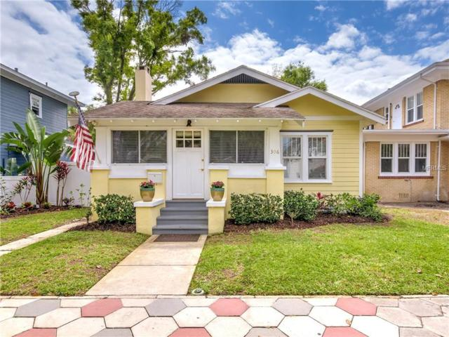 306 12TH Avenue N, St Petersburg, FL 33701 (MLS #U7851495) :: Gate Arty & the Group - Keller Williams Realty
