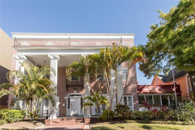 219 4TH Avenue N #204, St Petersburg, FL 33701 (MLS #U7851521) :: Gate Arty & the Group - Keller Williams Realty