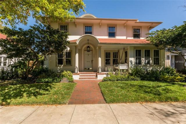 445 17TH Avenue NE, St Petersburg, FL 33704 (MLS #U7851522) :: Gate Arty & the Group - Keller Williams Realty