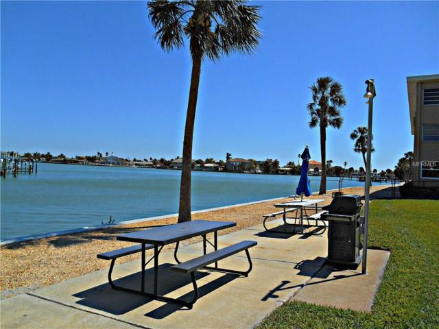 300 64TH Avenue #122, St Pete Beach, FL 33706 (MLS #U7851615) :: Gate Arty & the Group - Keller Williams Realty