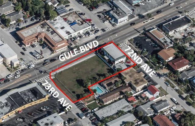 7210 Gulf Boulevard, St Pete Beach, FL 33706 (MLS #U7851630) :: The Signature Homes of Campbell-Plummer & Merritt