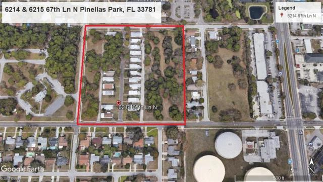 6214 67TH Lane N, Pinellas Park, FL 33781 (MLS #U7851695) :: The Duncan Duo Team