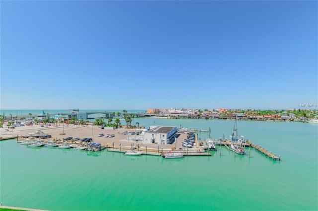 1 Key Capri 609W, Treasure Island, FL 33706 (MLS #U7851701) :: Baird Realty Group