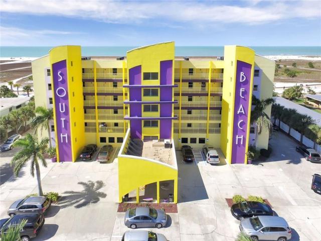 11360 Gulf Boulevard #302, Treasure Island, FL 33706 (MLS #U7851978) :: Chenault Group