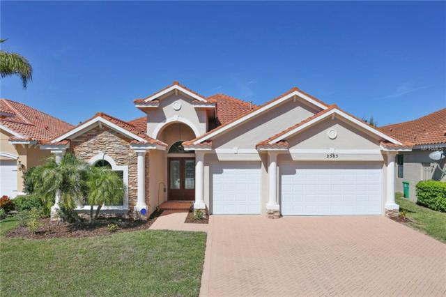 2585 Grand Lakeside Drive, Palm Harbor, FL 34684 (MLS #U7852048) :: Delgado Home Team at Keller Williams