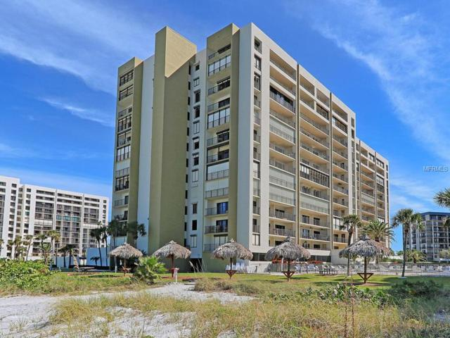 1480 Gulf Boulevard #1110, Clearwater Beach, FL 33767 (MLS #U7852107) :: Burwell Real Estate