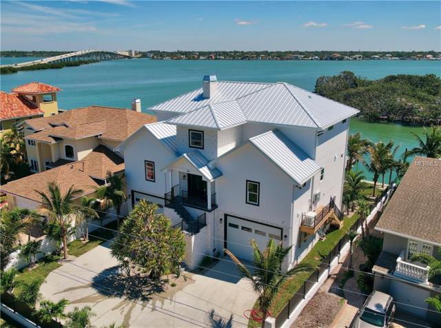 805 Harbor Drive, Belleair Beach, FL 33786 (MLS #U7852137) :: Chenault Group