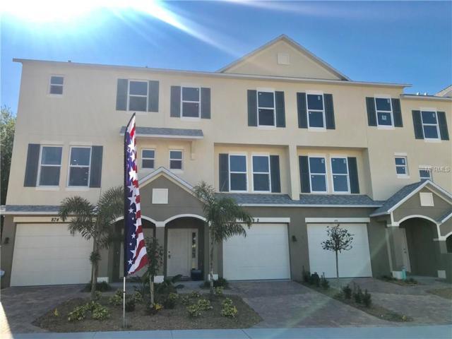 872 Callista Cay Loop #872, Tarpon Springs, FL 34689 (MLS #U7852195) :: The Duncan Duo Team