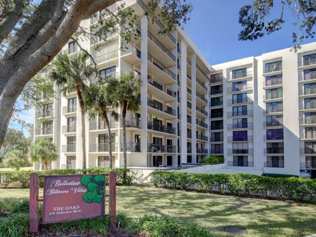 150 Belleview Boulevard #504, Belleair, FL 33756 (MLS #U7852271) :: Burwell Real Estate