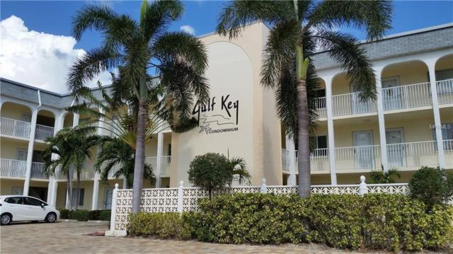 3575 Gulf Boulevard #107, St Pete Beach, FL 33706 (MLS #U7852318) :: Chenault Group