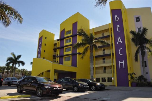 11360 Gulf Boulevard #607, Treasure Island, FL 33706 (MLS #U7852358) :: Chenault Group