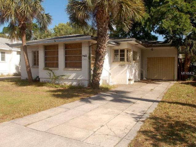 244 Scotland Street, Dunedin, FL 34698 (MLS #U7852471) :: Burwell Real Estate