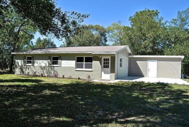 345 Jackson Avenue, Brooksville, FL 34604 (MLS #U7852474) :: Godwin Realty Group