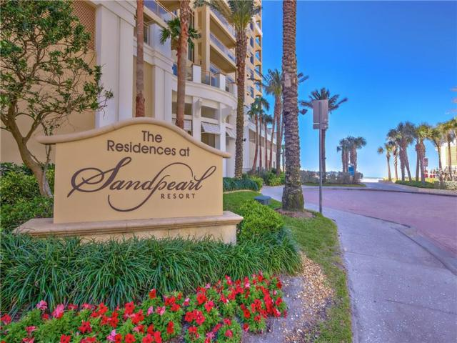 11 Baymont Street #1005, Clearwater Beach, FL 33767 (MLS #U7852670) :: Burwell Real Estate