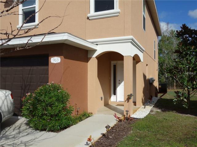 963 Celtic Circle, Tarpon Springs, FL 34689 (MLS #U7852814) :: Chenault Group