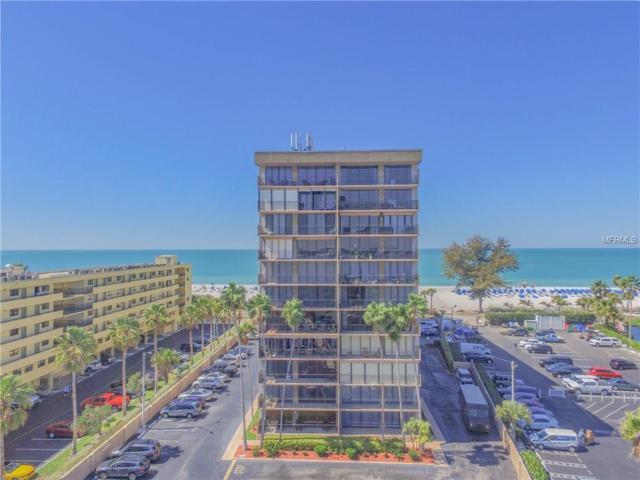 5396 Gulf Boulevard #209, St Pete Beach, FL 33706 (MLS #U7853385) :: The Duncan Duo Team