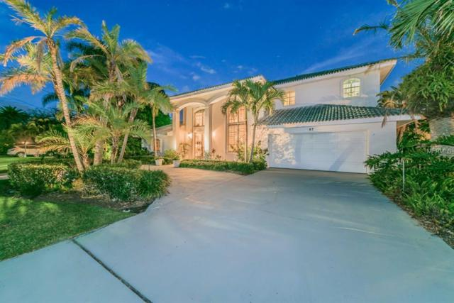 67 Windward Island, Clearwater Beach, FL 33767 (MLS #U7853493) :: The Light Team