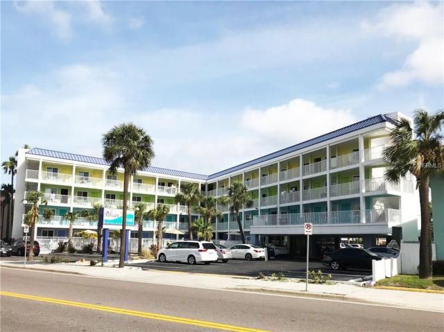 445 S Gulfview Boulevard #229, Clearwater Beach, FL 33767 (MLS #U7853628) :: The Duncan Duo Team