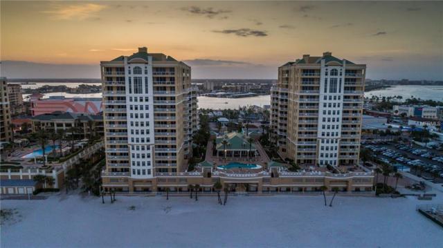 10 Papaya Street #1501, Clearwater Beach, FL 33767 (MLS #U7853791) :: The Duncan Duo Team