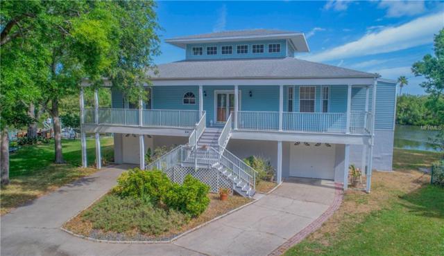 641 N Mayo Street, Crystal Beach, FL 34681 (MLS #U7853995) :: Chenault Group