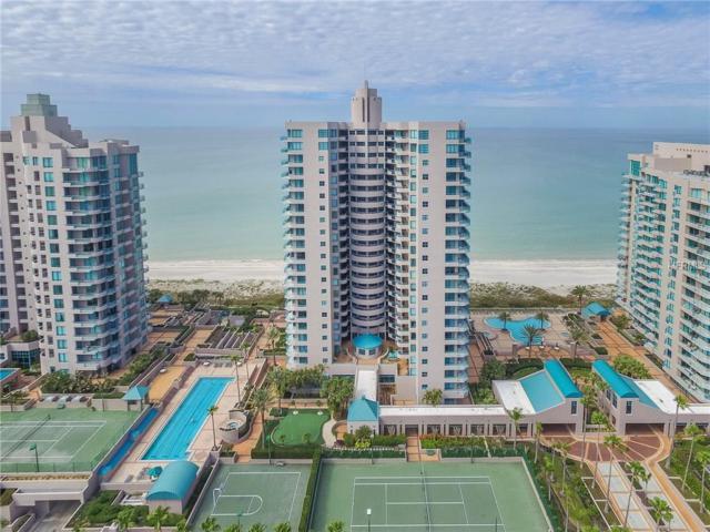 1540 Gulf Boulevard #702, Clearwater, FL 33767 (MLS #U7854176) :: Delgado Home Team at Keller Williams