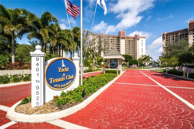 9425 Blind Pass Road #402, St Pete Beach, FL 33706 (MLS #U7854355) :: Delgado Home Team at Keller Williams