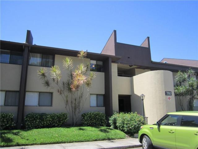 780 S Village Drive N #203, St Petersburg, FL 33716 (MLS #U7854429) :: The Duncan Duo Team
