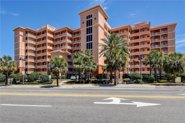 530 S Gulfview Boulevard #402, Clearwater Beach, FL 33767 (MLS #U7854483) :: The Duncan Duo Team