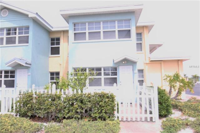 19417 Gulf Boulevard E 117, Indian Shores, FL 33785 (MLS #U7854535) :: The Lockhart Team