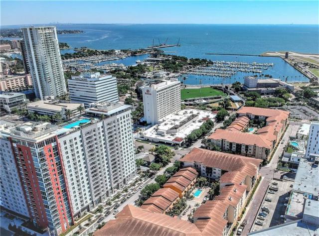 200 4TH Avenue S #411, St Petersburg, FL 33701 (MLS #U7854632) :: The Duncan Duo Team