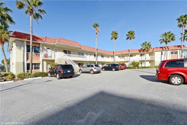4103 Gulf Boulevard #209, St Pete Beach, FL 33706 (MLS #U8000028) :: The Duncan Duo Team