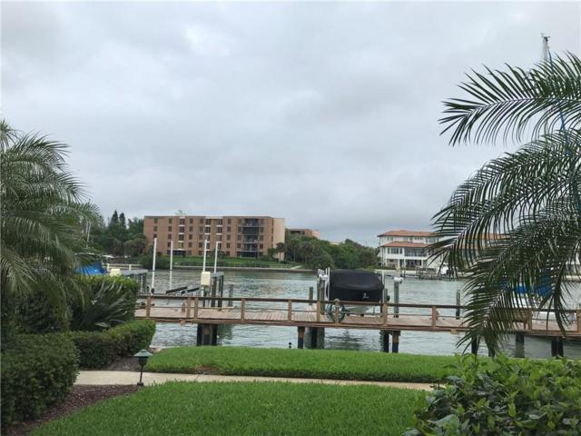 4760 Brittany Drive S #22, St Pete, FL 33715 (MLS #U8000073) :: Team Bohannon Keller Williams, Tampa Properties