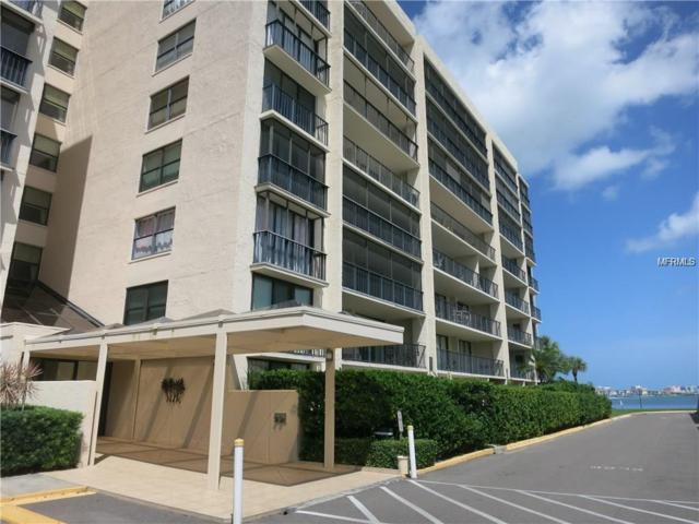 100 Oakmont Lane #804, Belleair, FL 33756 (MLS #U8000099) :: Chenault Group