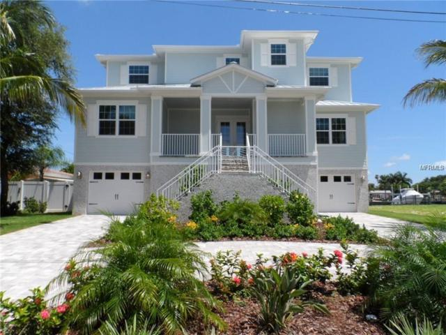 313 Hermosita Drive, St Pete Beach, FL 33706 (MLS #U8000123) :: The Signature Homes of Campbell-Plummer & Merritt