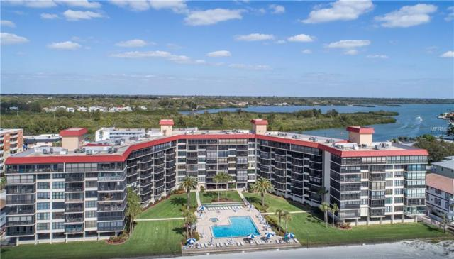 18304 Gulf Boulevard #108, Redington Shores, FL 33708 (MLS #U8000216) :: Team Bohannon Keller Williams, Tampa Properties