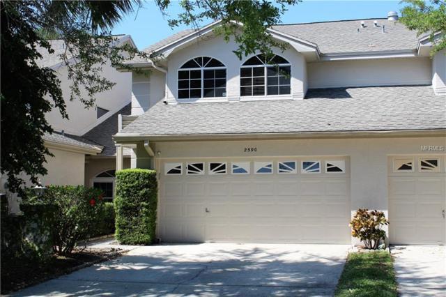 2590 Stony Brook Lane, Clearwater, FL 33761 (MLS #U8000244) :: The Duncan Duo Team
