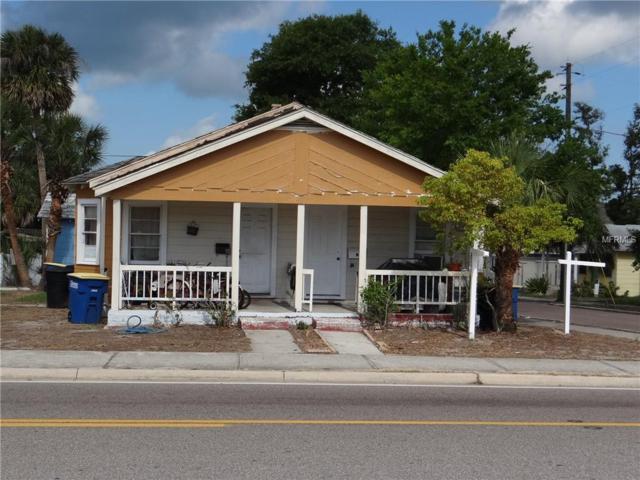 1502 N Fort Harrison Avenue, Clearwater, FL 33755 (MLS #U8000350) :: Chenault Group