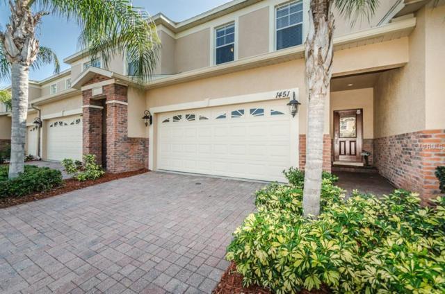 1451 Hillview Lane, Tarpon Springs, FL 34689 (MLS #U8000408) :: Revolution Real Estate