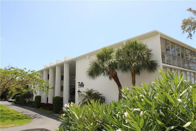 50 Harbor View Lane #14, Belleair Bluffs, FL 33770 (MLS #U8000409) :: The Duncan Duo Team