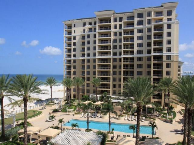 11 Baymont Street #1109, Clearwater Beach, FL 33767 (MLS #U8000426) :: The Duncan Duo Team