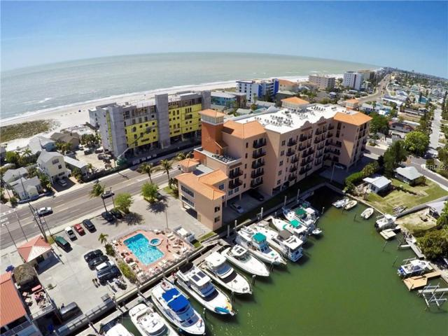 13235 Gulf Boulevard #412, Madeira Beach, FL 33708 (MLS #U8000526) :: Dalton Wade Real Estate Group