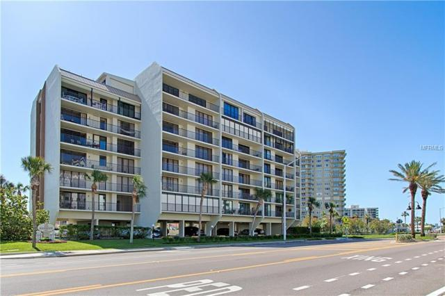 1591 Gulf Boulevard 502S, Clearwater Beach, FL 33767 (MLS #U8000556) :: The Duncan Duo Team