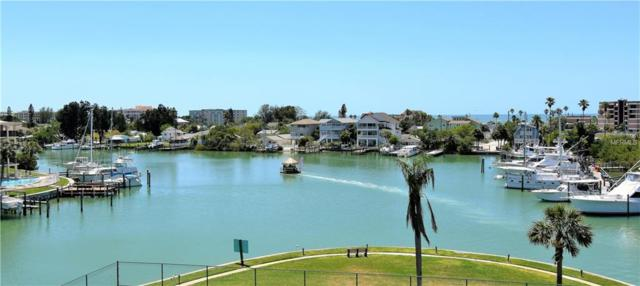 1 Key Capri 402W, Treasure Island, FL 33706 (MLS #U8000563) :: The Duncan Duo Team