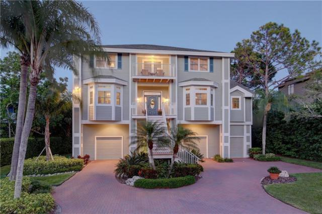 977 Point Seaside Drive, Crystal Beach, FL 34681 (MLS #U8000568) :: Chenault Group