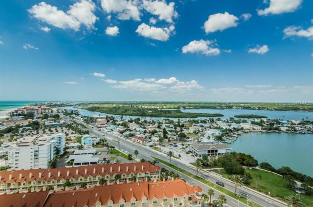 17920 Gulf Boulevard #2006, Redington Shores, FL 33708 (MLS #U8000589) :: The Duncan Duo Team