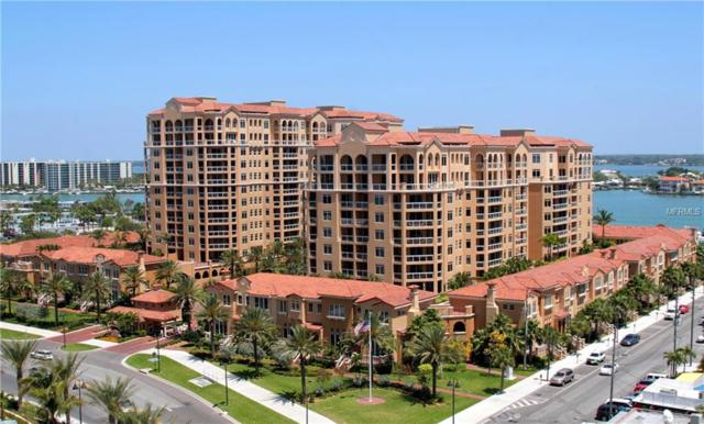 521 Mandalay Avenue #710, Clearwater Beach, FL 33767 (MLS #U8000728) :: The Duncan Duo Team