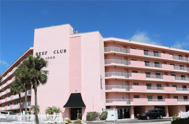 1000 Gulf Blvd Boulevard #309, Indian Rocks Beach, FL 33785 (MLS #U8000794) :: The Lockhart Team