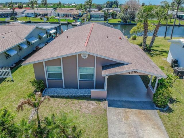 4046 Floramar Terrace, New Port Richey, FL 34652 (MLS #U8000805) :: Team Bohannon Keller Williams, Tampa Properties