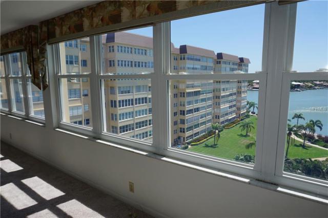 5130 Brittany Drive S #807, St Petersburg, FL 33715 (MLS #U8000826) :: Five Doors Real Estate - New Tampa